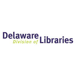 Delaware Division of Libraries logo