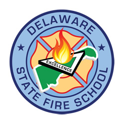 Dover Fire School logo