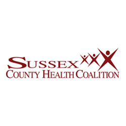 Sussex County Health Coalition logo
