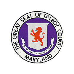 Talbot County Health and Social Services logo